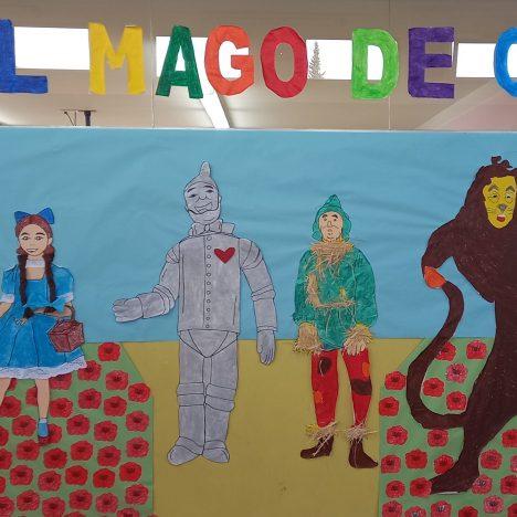 Proyecto «Los superhéroes» en 1º de Infantil