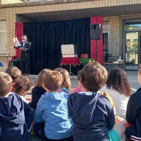 Segundo día de las Fiestas del colegio en Infantil